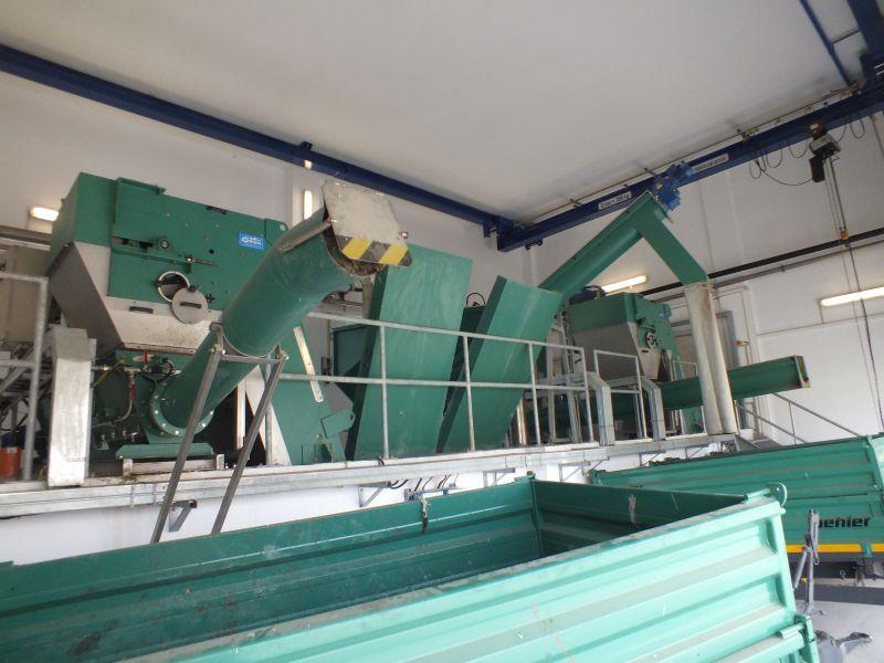 Echipamente preepurare mecanica SEAU Calarasi