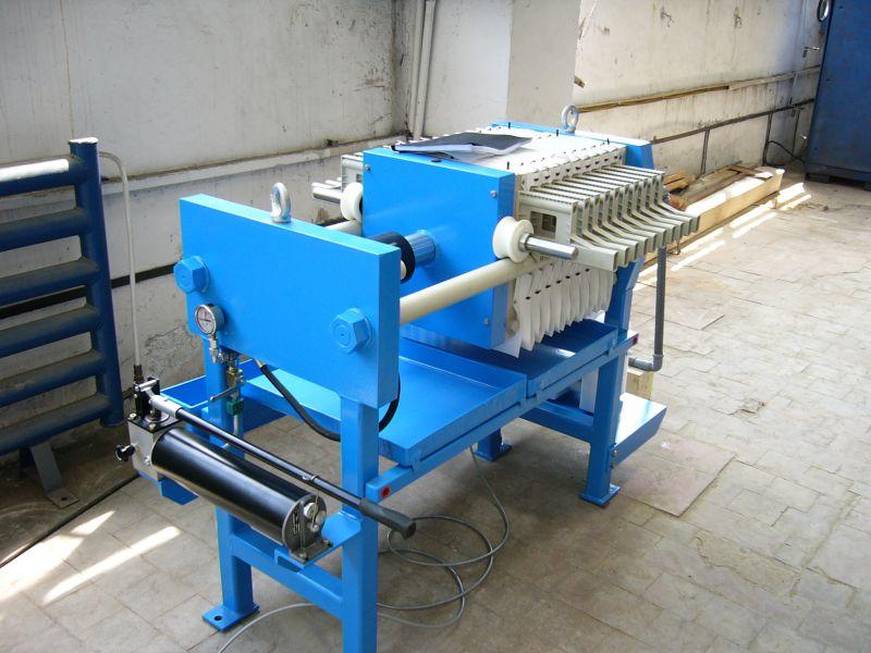 Filtru presa K400/10
