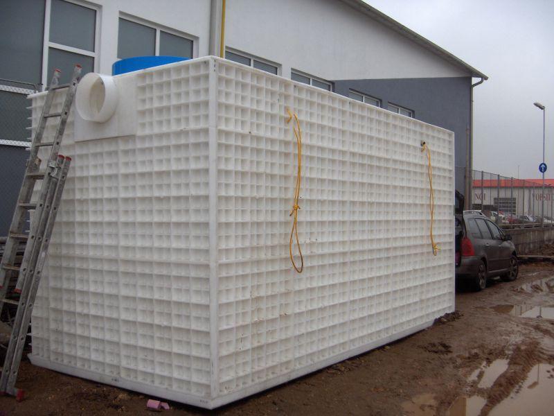 Separator hidrocarburi AS-TOP 100 VFk/ER/PPn