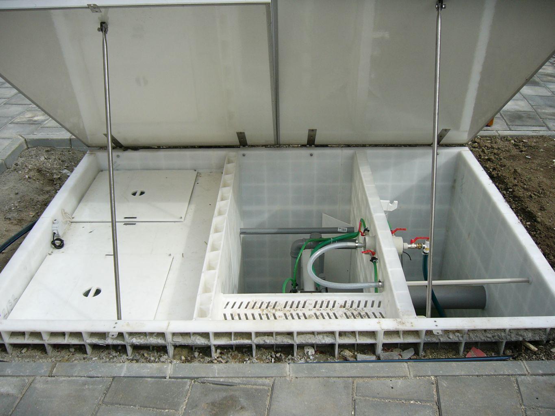 Statie epurare AS-VARIOcomp 30N/Pump