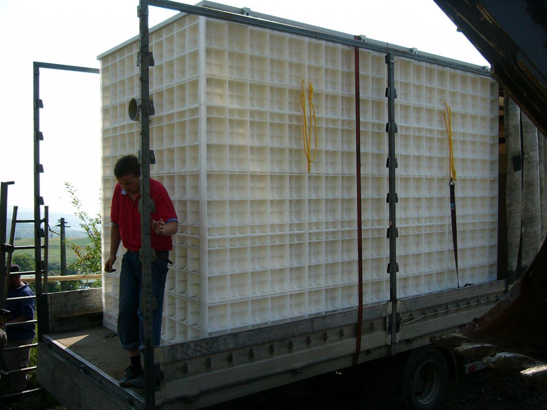 transport statie epurare AS-VARIOcomp 50N