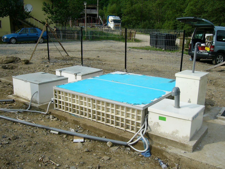 Statie epurare AS-VARIOcomp 60N/Pump