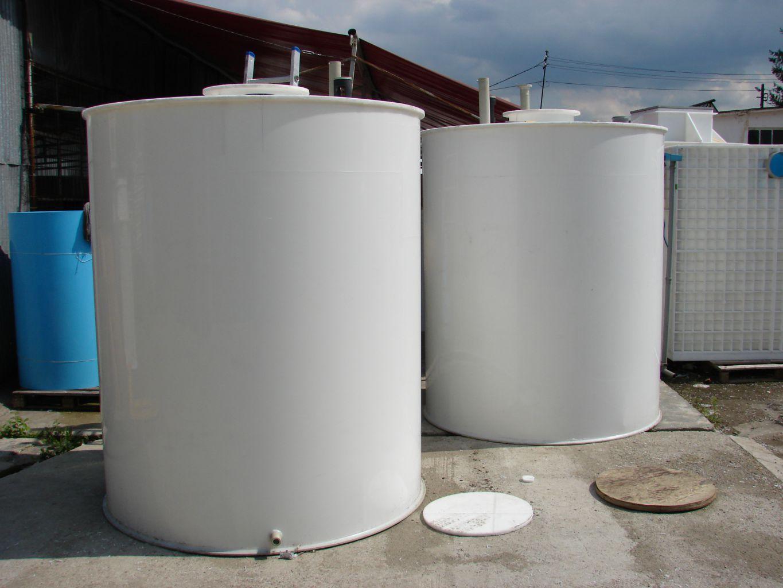 Bazine supraterane din PP cu pereti dubli
