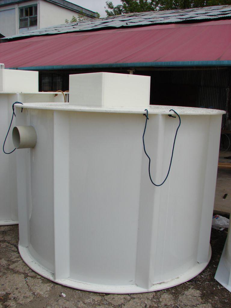 Separator hidrocarburi AS-TOP 3 P/EO/PPs