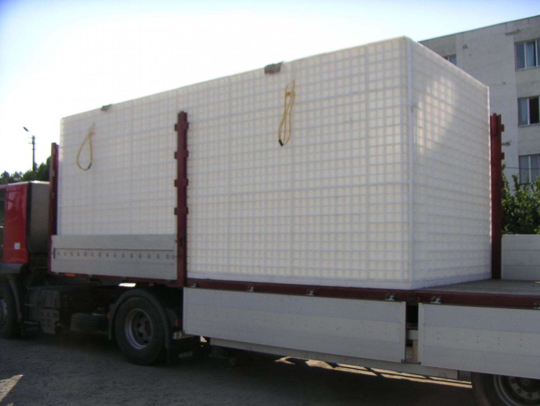 Separator hidrocarburi AS-TOP 125 VFk/ER/PPn