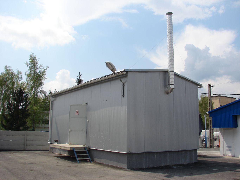 Statie preepurare ape uzate fabrica de lapte, 180 m3/zi